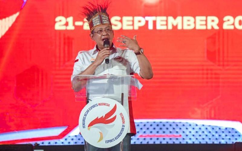 Tutup Ekshibisi Esports PON XX Papua, Bamsoet: Ini Bukan Olahraga Kaleng-Kaleng