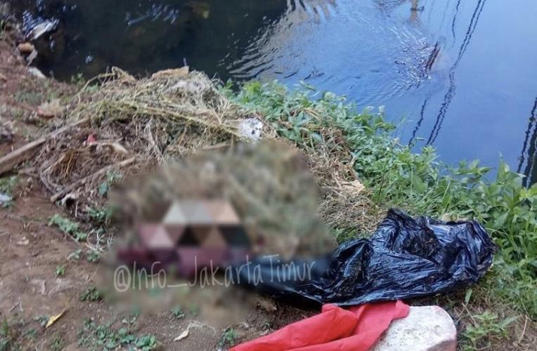 Heboh Mayat Bayi Terbungkus Jas Hujan Ditemukan di BKT Jakarta Timur