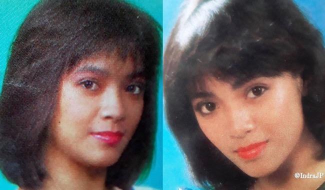 Apa Kabar Ria Angelina Penyanyi Top Era 1980-an Bersuara Lembut, Pelantun Lagu Birunya Rinduku