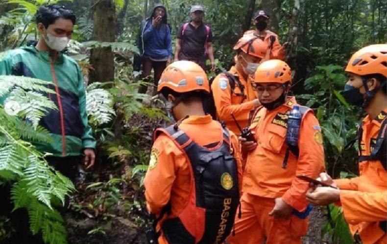 Terpisah saat Mendaki Gunung Agung Bali, Pendaki Jakarta Ditemukan Selamat