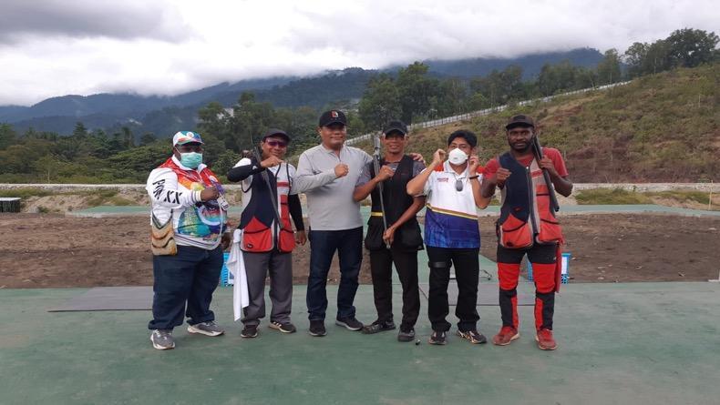 Atlet Menembak Babel Raih Medali Emas di PON Papua