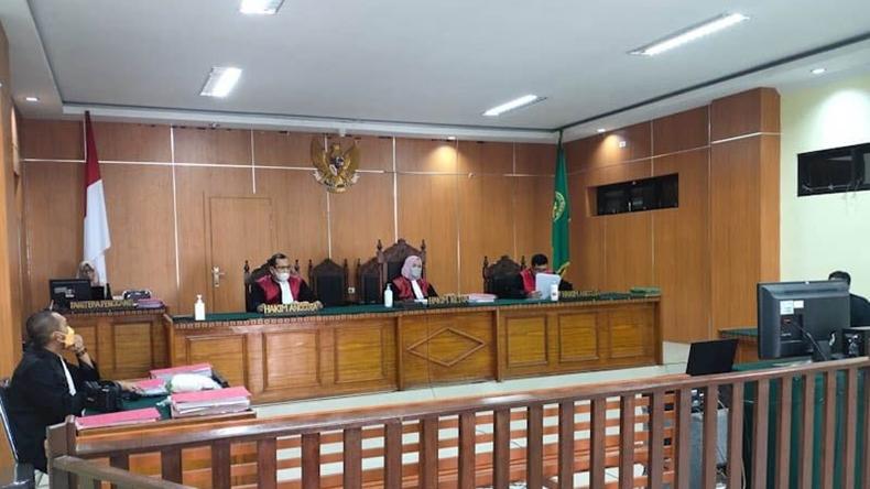 Tok! 4 Terdakwa Kasus Narkoba di Aceh Divonis Mati