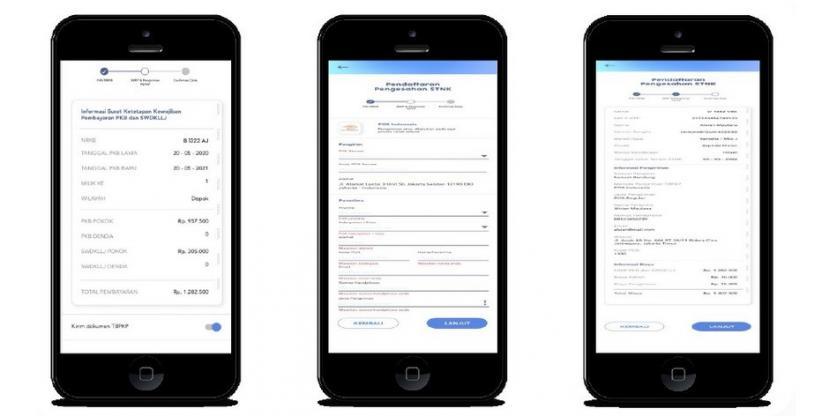 Cara Bayar Pajak Motor Online Lebih Mudah dan Praktis Lewat Smartphone