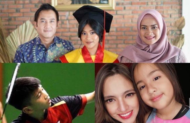 5 Anak Selebriti Berprestasi di Luar Industri Hiburan, Ada yang Sampai Luar Negeri