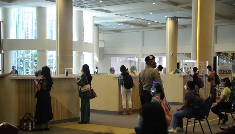 Penerbangan Internasional Segera Dibuka, Bandara Ngurah Rai Siapkan 10 Alat Tes PCR