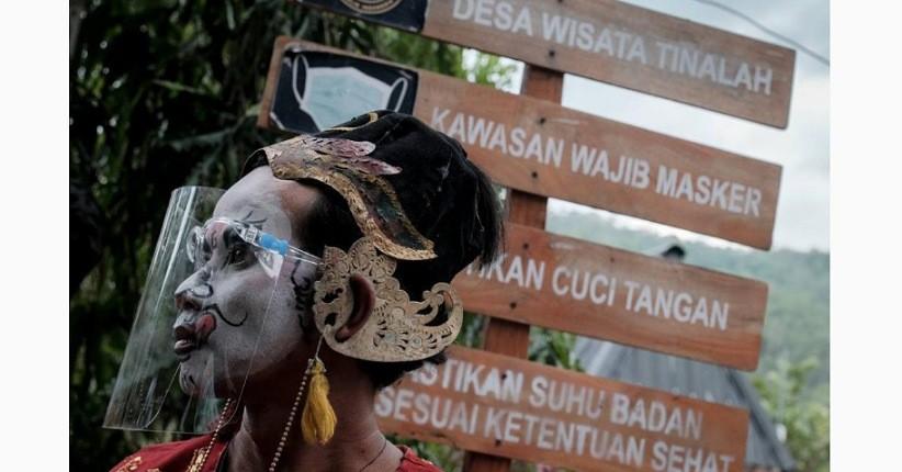 Mengenal Desa Tinalah Kulonprogo, Alamnya Eksotis Dikelilingi Pegunungan