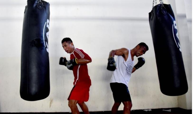 2 Petinju asal Maluku Lolos Masuk Final PON XX Papua, Novi Sahuleka Kalah