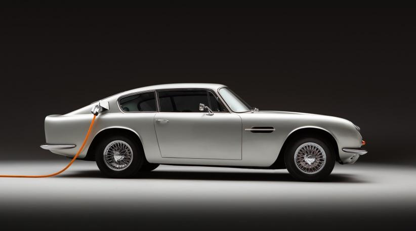 Aston Martin James Bond di Film No Time Tie Disulap Jadi Mobil Listrik, Harganya Tembus Rp14 Milliar