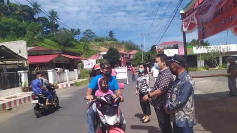 Minahasa Tenggara Berlakukan Pemeriksaan Kartu Vaksin hingga Seluruh Desa