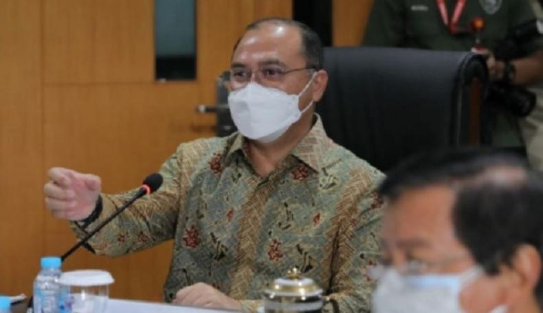 Ikuti Arahan KPK, Gubernur Erzaldi Akan Bentuk Tim Pencegahan Korupsi Terintegrasi