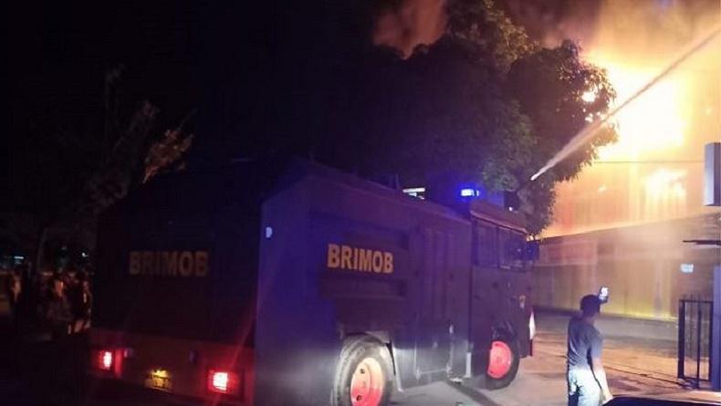 Tragis, 3 Korban Tewas dalam Kebakaran Ruko di Abepura Ternyata Ibu dan 2 Anak