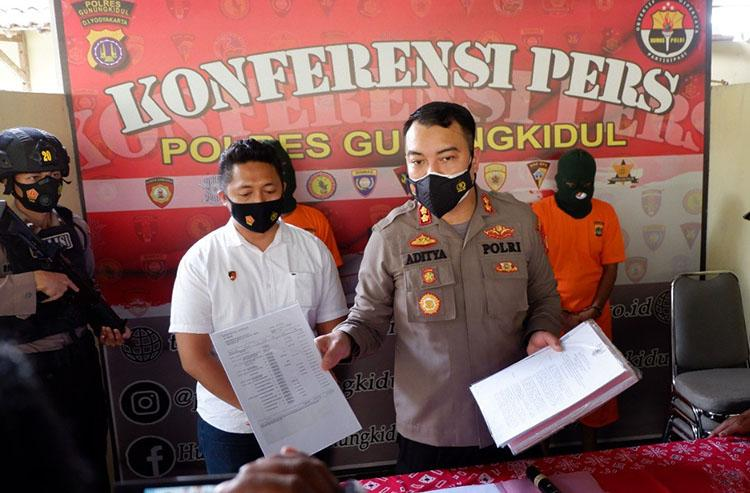 Tuntaskan Korupsi Rp5,2 Miliar Ganti Rugi JJLS Gunungkidul, Polisi Telusuri Penggunaannya