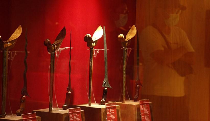 Melihat Koleksi Museum Keris Nusantara, Ada Pusaka Hibah dari Presiden Jokowi