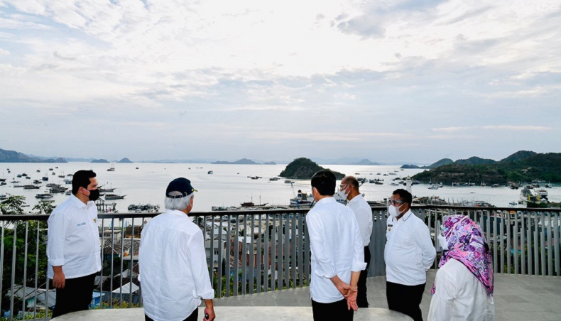 Jokowi Lihat Labuan Bajo Berubah Jauh, Siap Sambut Para Wisatawan