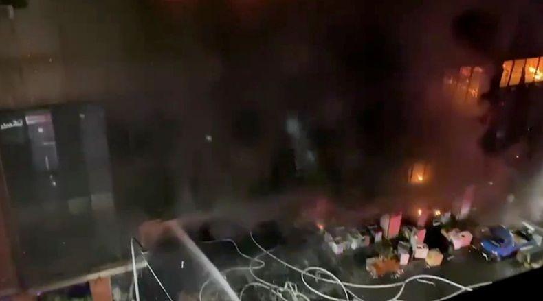 Gedung Apartemen di Taiwan Terbakar Tewaskan 46 Orang, Penyebab Masih Misterius