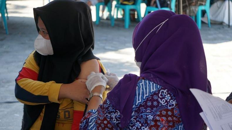 Kesadaran Warga Kota Gorontalo Ikut Vaksinasi Covid-19 semakin Baik