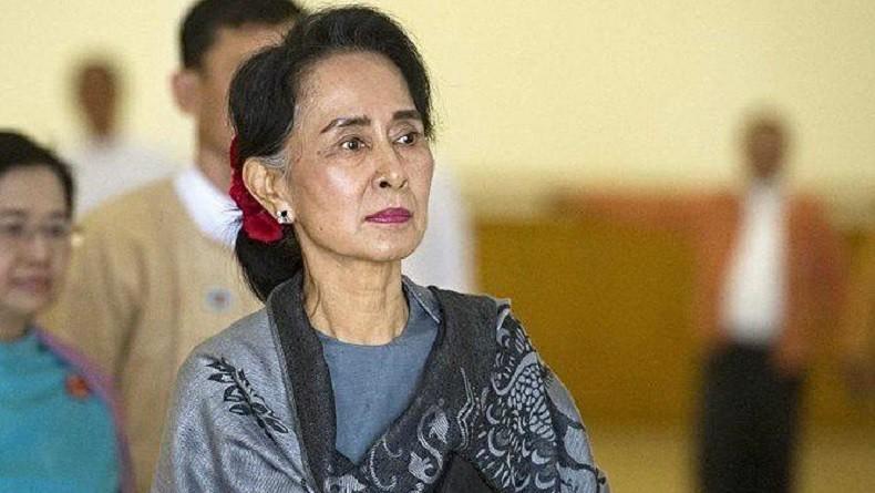 Aung San Suu Kyi Belum Tahu Kondisi Terkini di Myanmar Memanas