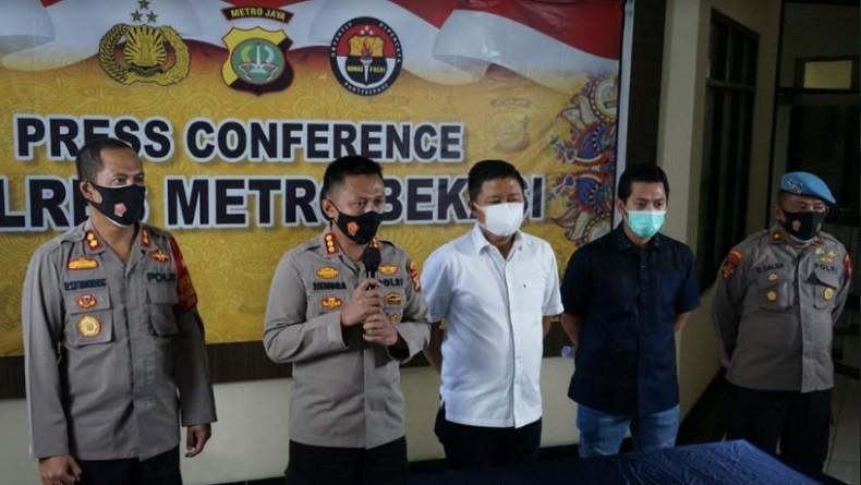 Dua Pegawai Wisata Air Waterboom Lippo Cikarang Ditetapkan Tersangka Kasus Kerumunan