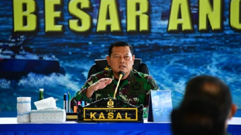 KSAL kepada 50 Pamen TNI AL: Calon Komandan Harus Berani Ambil Risiko