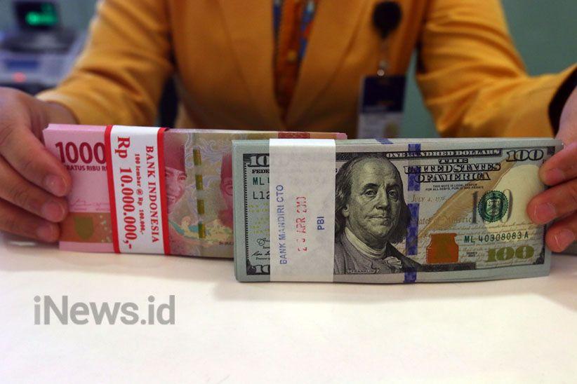 Menguat Signifikan, Kurs Rupiah Berada di Rp13.679 per Dolar AS