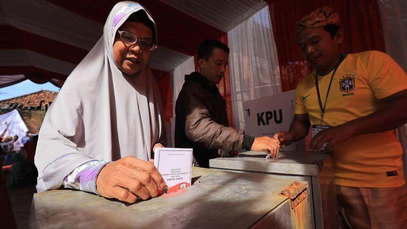 Dekat dengan Tempat Kampanye, TPS di Bangka Tengah Akan Dipindah ke Gedung KPU