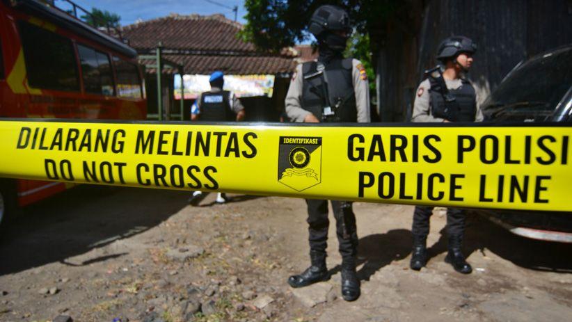 Ini Kronologi dan Barang Bukti Penangkapan 4 Terduga Teroris di Bekasi