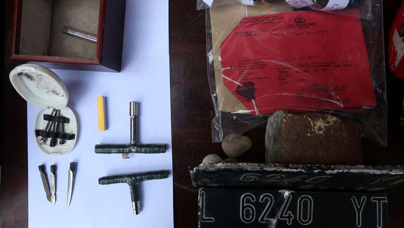 Curi 2 Motor Tetangga, Residivis Curanmor di Muba Ditangkap Polisi