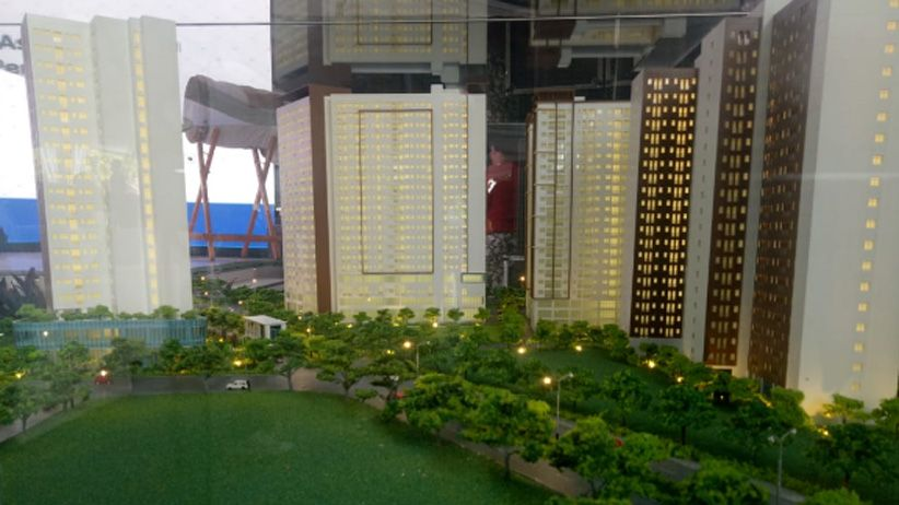 29 Pasar di Jakarta Bakal Dibangun Rumah Susun