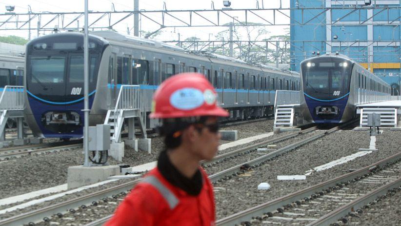 MRT Jakarta Fase 2 Dibangun, Kawasan Thamrin dan Monas Bakal Dirombak