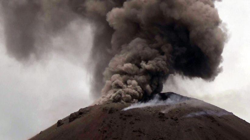 Sejarah Letusan Gunung Krakatau, 1883 Paling Dahsyat