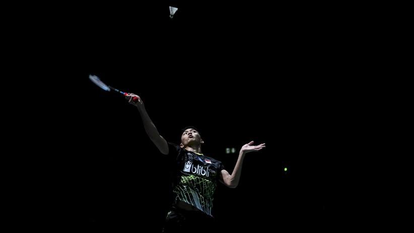 Jonatan Christie Lolos Perempat Final Kejuaraan Dunia Bulu Tangkis 2019