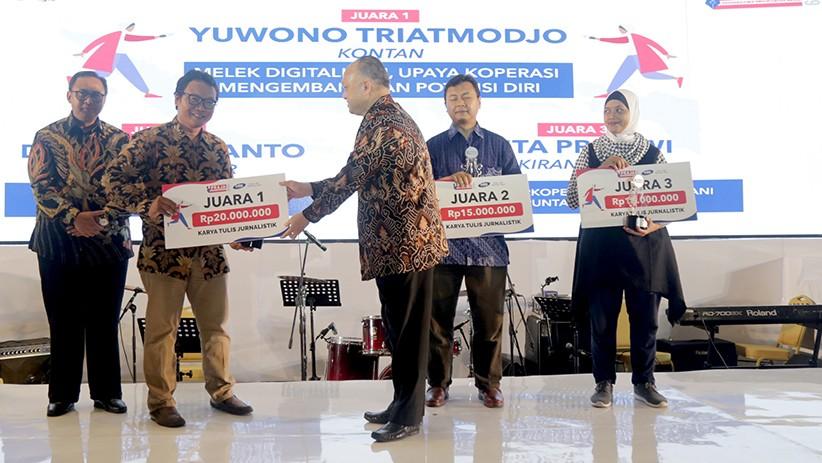 Dukung Koperasi Digital, MIS Group Gelar Kompetisi PRAJA 2019 - Bagian 3