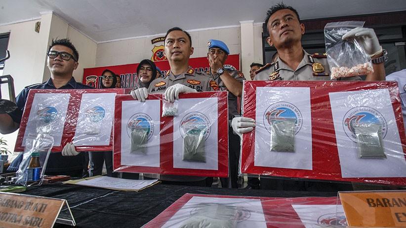 Napi Lapas Gunung Sindur Kendalikan Peredaran Narkoba dari Balik Sel