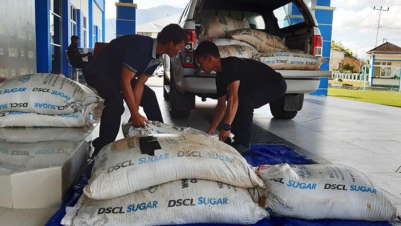Bulog Kalbar Datangkan 250 Ton Gula untuk Stabilkan Harga di Pasar