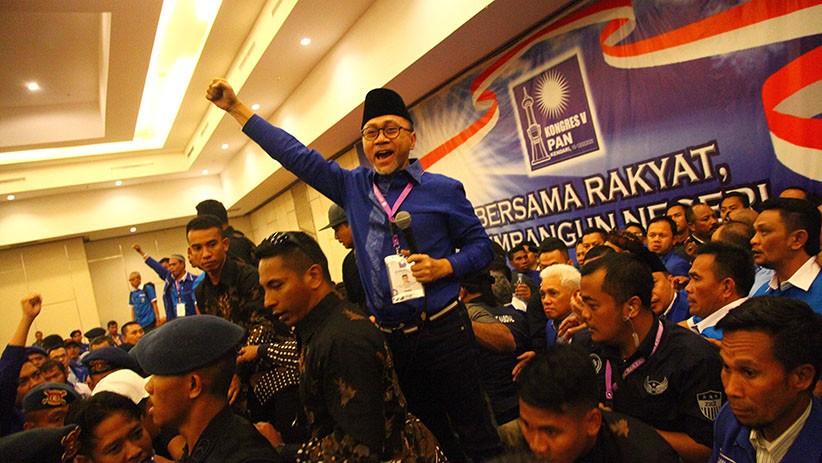 Gabung Koalisi Pemerintah, PAN Tegaskan Tak Bahas Kabinet di Pertemuan dengan Jokowi