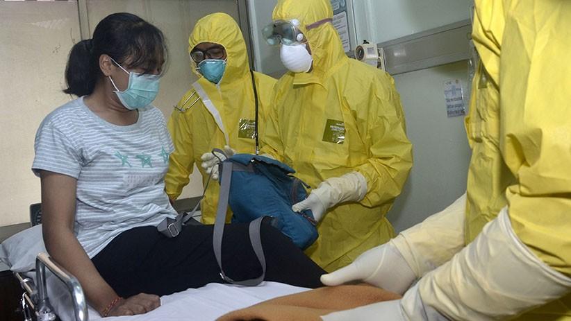 Kemenkes Duga WN China yang Positif Virus Korona usai Kunjungi Bali Terpapar di Negaranya