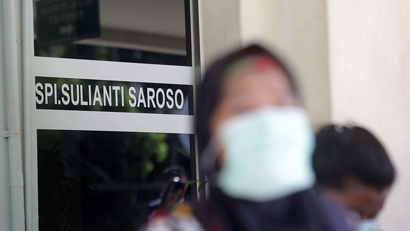 RSPI Kini Rawat 134 Pasien, 1 Meninggal Dunia akibat Corona
