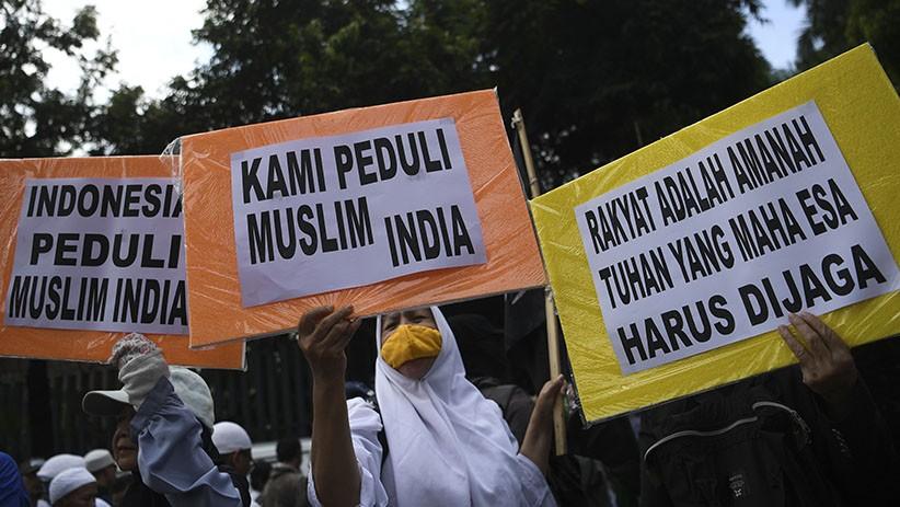 Ada Unjuk Rasa Lagi di Depan Kedubes India, Ini Rekayasa Lalu Lintas dari Polisi